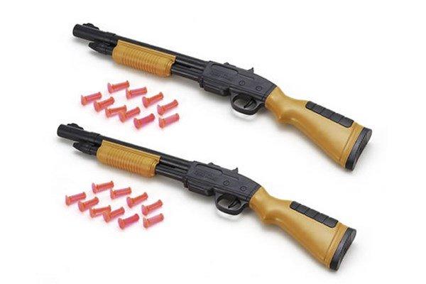 画像1: 吸盤射的銃弾10個付(2本) (1)