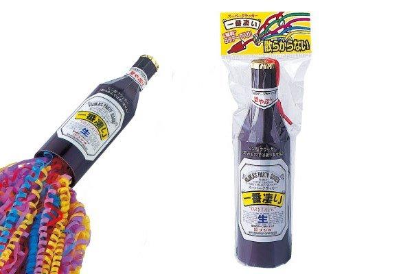 画像1: ビール型クラッカー6個 (1)