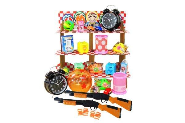 画像1: おもちゃ射的遊び大会 (1)