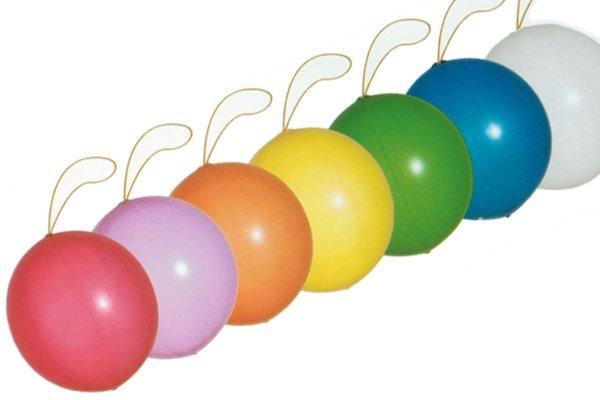 画像1: プレーンパンチボール(100枚) (1)