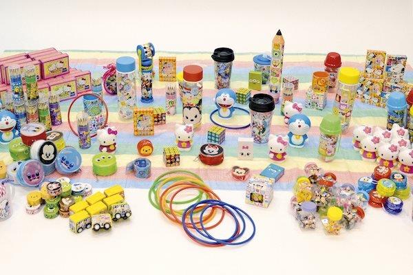 画像1: 縁日おもちゃ輪投げ大会A (1)